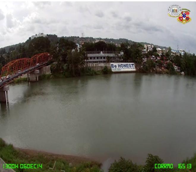 Cagayan de Oro River (photo by CDRRMO)
